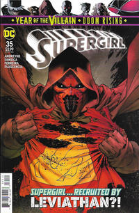 Cover Thumbnail for Supergirl (DC, 2016 series) #35
