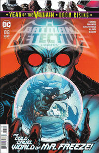 Cover Thumbnail for Detective Comics (DC, 2011 series) #1013