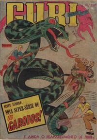 Cover Thumbnail for O Guri Comico (O Cruzeiro, 1940 series) #172
