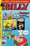 Cover for Billy (Hjemmet / Egmont, 1998 series) #6/1998