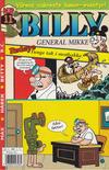 Cover for Billy (Hjemmet / Egmont, 1998 series) #11/1998