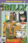 Cover for Billy (Hjemmet / Egmont, 1998 series) #12/1998