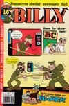 Cover for Billy (Hjemmet / Egmont, 1998 series) #16/1998