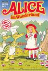 Cover for Alice im Wunderland (Bastei Verlag, 1984 series) #3