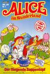 Cover for Alice im Wunderland (Bastei Verlag, 1984 series) #7