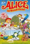 Cover for Alice im Wunderland (Bastei Verlag, 1984 series) #8
