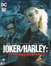 Cover for Joker / Harley: Criminal Sanity (DC, 2019 series) #1 [Mike Mayhew Harley Variant Cover]