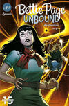 Cover for Bettie Page Unbound (Dynamite Entertainment, 2019 series) #5 [Cover D Julius Ohta]
