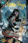 Cover Thumbnail for Bettie Page Unbound (2019 series) #5 [Cover A John Royle]