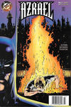 Cover for Azrael (DC, 1995 series) #2 [Newsstand]