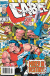 Cover for Cable (Marvel, 1993 series) #2 [Newsstand]