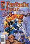 Cover Thumbnail for Fantastic Four (1998 series) #34 [Newsstand]