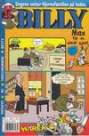 Cover for Billy (Hjemmet / Egmont, 1998 series) #20/1998