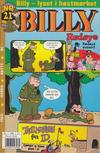 Cover for Billy (Hjemmet / Egmont, 1998 series) #21/1998