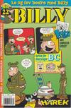 Cover for Billy (Hjemmet / Egmont, 1998 series) #22/1998
