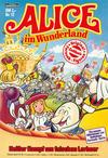 Cover for Alice im Wunderland (Bastei Verlag, 1984 series) #12