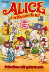Cover for Alice im Wunderland (Bastei Verlag, 1984 series) #13