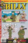 Cover for Billy (Hjemmet / Egmont, 1998 series) #24/1998