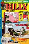 Cover for Billy (Hjemmet / Egmont, 1998 series) #3/1999