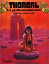 Cover for Thorgal (Le Lombard, 1980 series) #17 - La gardienne des clés