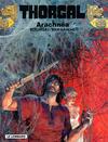 Cover for Thorgal (Le Lombard, 1980 series) #24 - Arachnéa