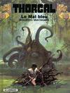 Cover for Thorgal (Le Lombard, 1980 series) #25 - Le mal bleu