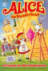 Cover for Alice im Wunderland (Bastei Verlag, 1984 series) #16