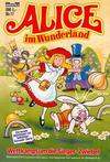 Cover for Alice im Wunderland (Bastei Verlag, 1984 series) #17