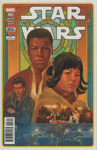 Cover Thumbnail for Star Wars: The Last Jedi Adaptation (Marvel, 2018 series) #3 [Phil Noto]
