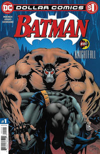Cover Thumbnail for Dollar Comics: Batman 497 (DC, 2019 series)