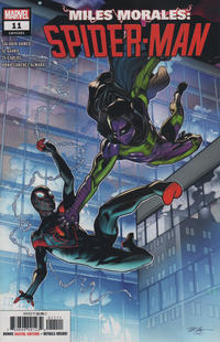 Cover Thumbnail for Miles Morales: Spider-Man (Marvel, 2019 series) #11 (251)