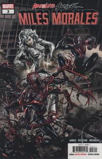 Cover Thumbnail for Absolute Carnage: Miles Morales (Marvel, 2019 series) #3