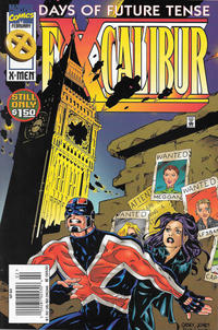 Cover Thumbnail for Excalibur (Marvel, 1988 series) #94 [Newsstand]
