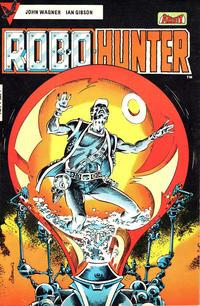 Cover Thumbnail for Robo Hunter (Arédit-Artima, 1985 series) #4
