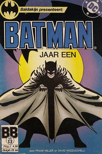Cover Thumbnail for Batman (Juniorpress, 1985 series) #13