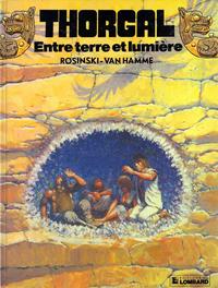 Cover Thumbnail for Thorgal (Le Lombard, 1980 series) #13 - Entre Terre et Lumière