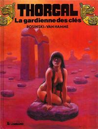 Cover Thumbnail for Thorgal (Le Lombard, 1980 series) #17 - La gardienne des clés