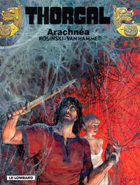 Cover Thumbnail for Thorgal (Le Lombard, 1980 series) #24 - Arachnéa