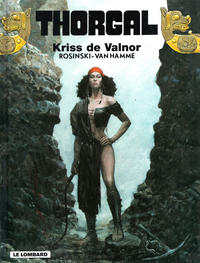 Cover Thumbnail for Thorgal (Le Lombard, 1980 series) #28 - Kriss de Valnor