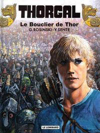 Cover Thumbnail for Thorgal (Le Lombard, 1980 series) #31 - Le Bouclier de Thor