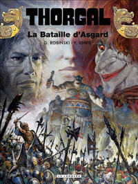 Cover Thumbnail for Thorgal (Le Lombard, 1980 series) #32 - La bataille d'Asgard