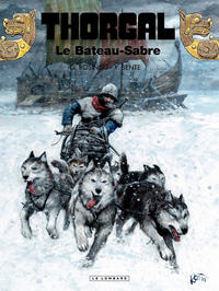 Cover Thumbnail for Thorgal (Le Lombard, 1980 series) #33 - Le Bateau-Sabre