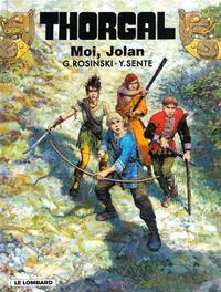 Cover Thumbnail for Thorgal (Le Lombard, 1980 series) #30 - Moi, Jolan