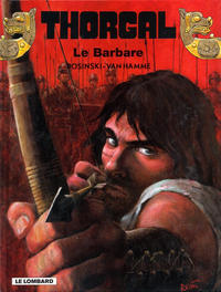 Cover Thumbnail for Thorgal (Le Lombard, 1980 series) #27 - Le barbare