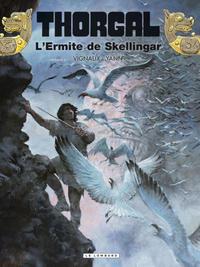 Cover Thumbnail for Thorgal (Le Lombard, 1980 series) #37 - L'ermite de Skellingar