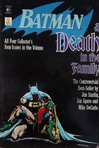 Cover Thumbnail for Batman: A Death in the Family (Titan, 1989 series)