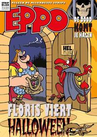 Cover Thumbnail for Eppo Stripblad (Uitgeverij L, 2018 series) #21/2019