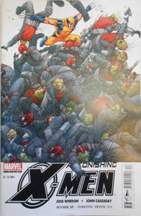 Cover Thumbnail for Astonishing X-Men [Χ-Μεν Εστόνισινγκ] (Μαμούθ Comix, 2004 ? series) #12