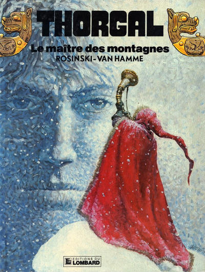 Cover for Thorgal (Le Lombard, 1980 series) #15 - Le maître des montagnes