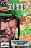 Cover for Sgt. Rock (DC, 1977 series) #395 [Direct-Sales Variant]